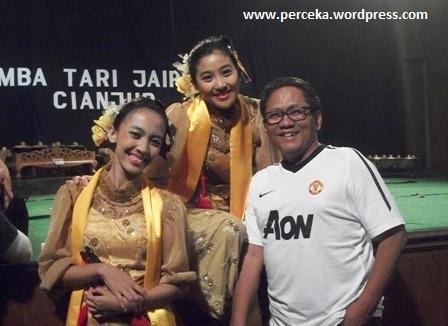 "Seni Cianjuran & Tari khas Cianjur dalam Sinema Wajah Indonesia SCTV ""Jalur Cianjur"""