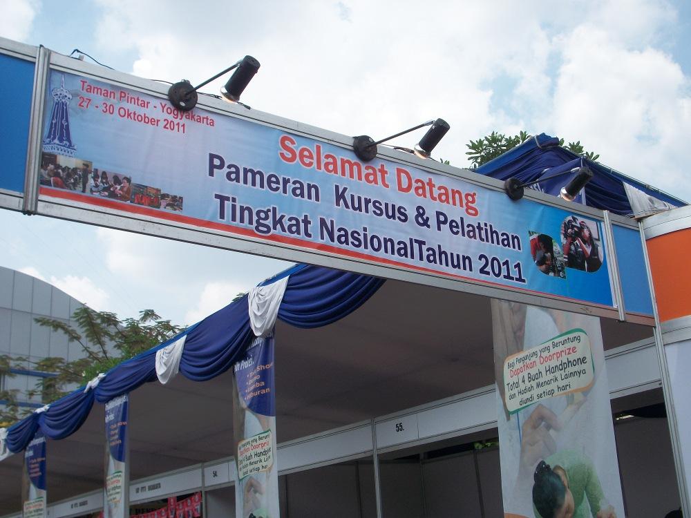 Pameran Kursus & Pelatihan Tingkat Nasional 2011