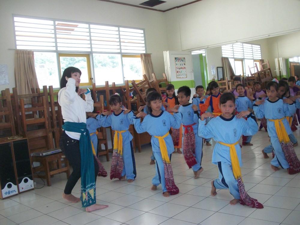 Pelatihan Seni Tari dan Karawitan di Leuwi Liang, Bogor
