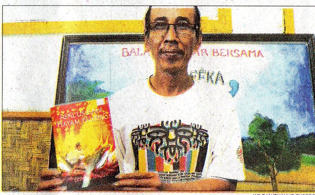Tatang Setiadi, Pemenang Hadiah 'Samsudi' 2012